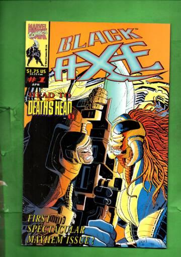 Black Axe Vol. 1 #1 Apr 93