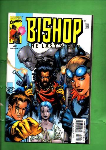 Bishop the Last X-Man Vol. 1 #2 Nov 99