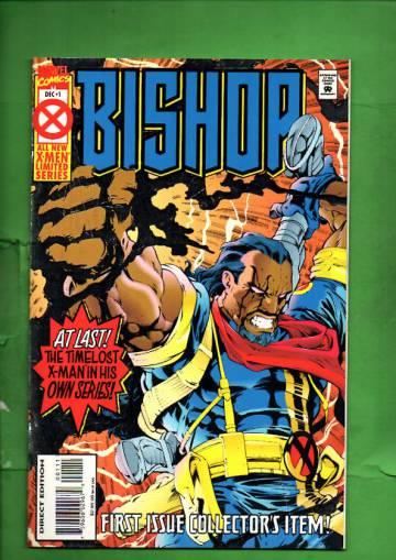 Bishop Vol. 1 #1 Dec 94