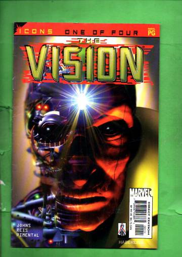 Avengers Icons: The Vision Vol. 1 #1 Oct 02