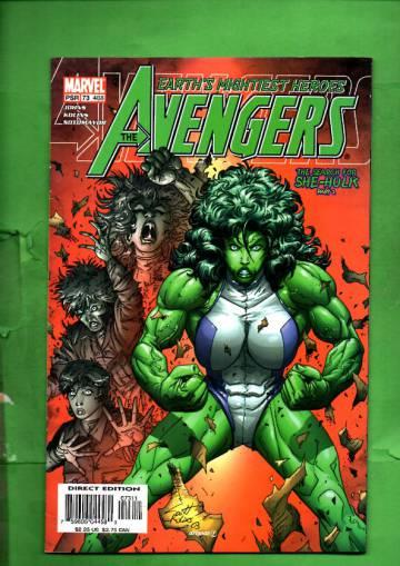 Avengers Vol. 3 #73 Dec 03