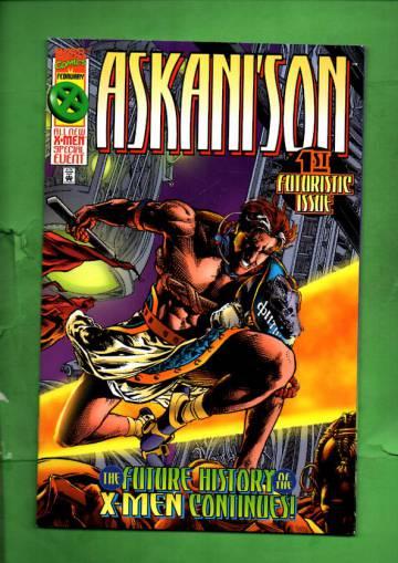 Askani Son Vol 1 #1 Feb 96