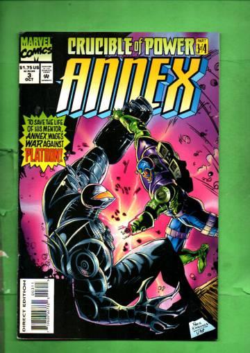 Annex Vol 1 #3 Oct 94
