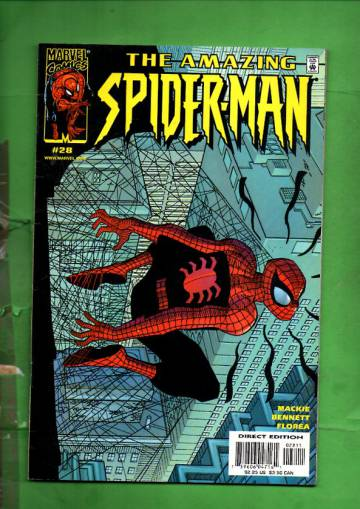 The Amazing Spider-Man Vol 2 #28 Apr 01
