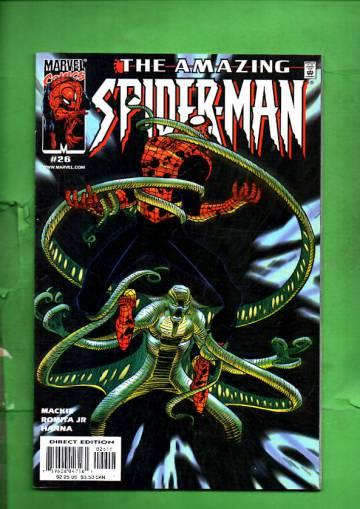 The Amazing Spider-Man Vol 2 #26 Feb 01