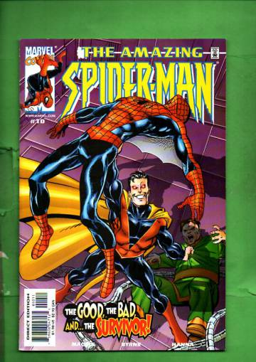 The Amazing Spider-Man Vol. 2 #10 Oct 99