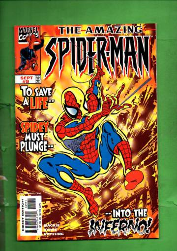 The Amazing Spider-Man Vol. 2 #9 Sep 99