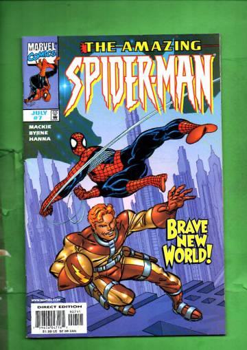 The Amazing Spider-Man Vol. 2 #7 Jul 99
