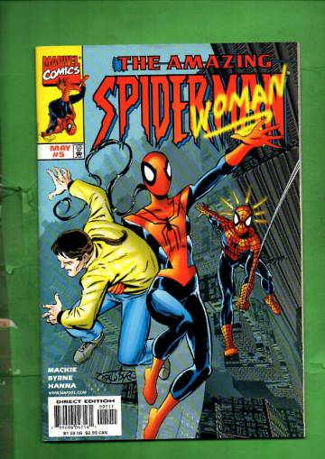 The Amazing Spider-Man Vol. 2 #5 May 99