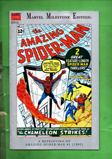Marvel Milestone Edition: The Amazing Spider-Man #1 Jan 93