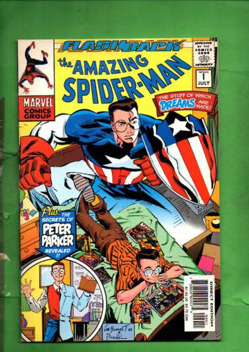 The Amazing Spider-Man Vol 1 #-1 Jul 97