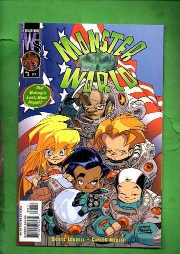 Monster World #1 Jul 01