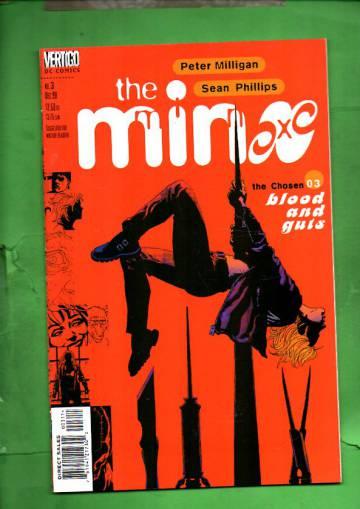 The Minx #3 Dec 98