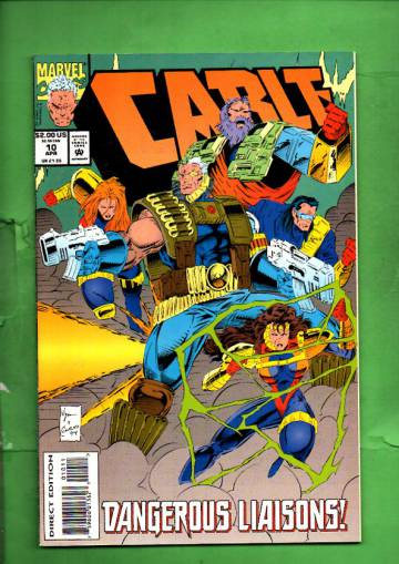Cable Vol 1 #10 Apr 94