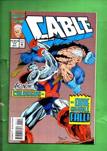 Cable Vol 1 #11 May 94