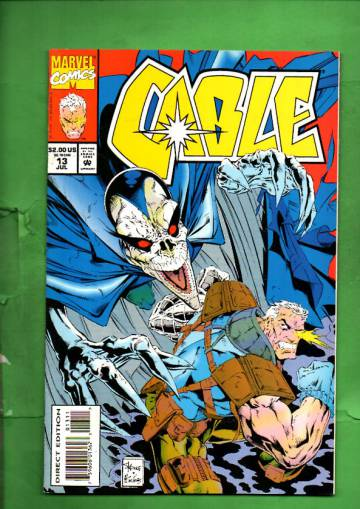 Cable Vol 1 #13 Jul 94