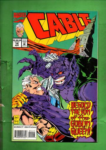 Cable Vol 1 #14 Aug 94