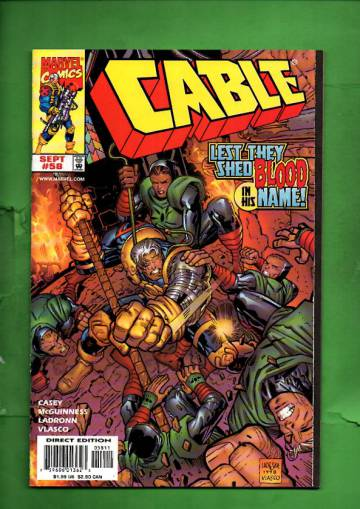 Cable Vol 1 #58 Sep 98