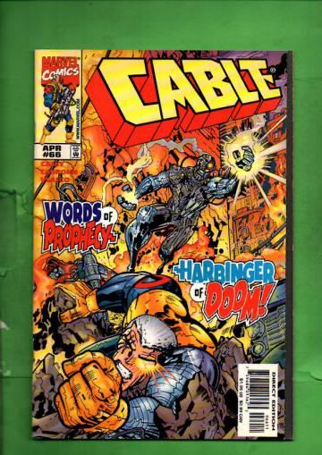 Cable Vol 1 #66 Apr 99