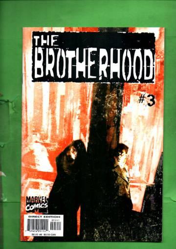 The Brotherhood Vol 1 #3 Sep 01