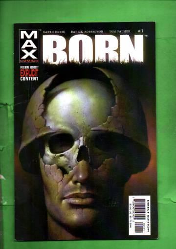 Born Vol 1 #1 03