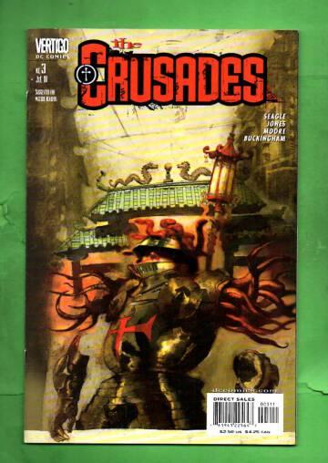 The Crusades #3 Jul 01