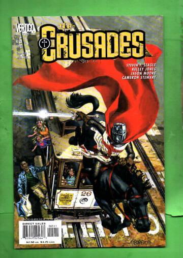 The Crusades #5 Sep 01