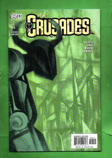 The Crusades #7 Nov 01