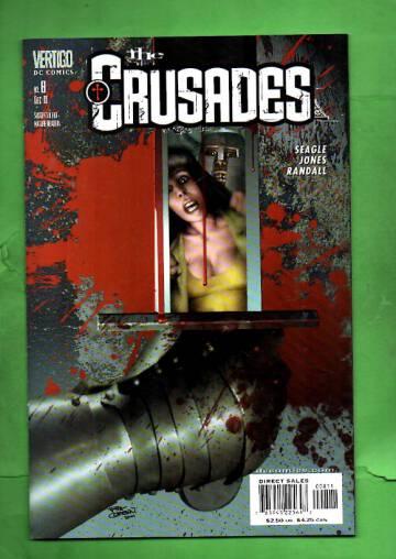 The Crusades #8 Dec 01