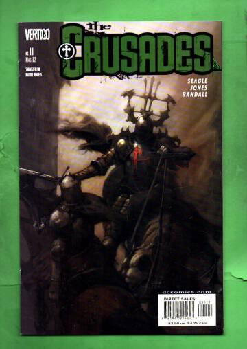 The Crusades #11 Mar 02