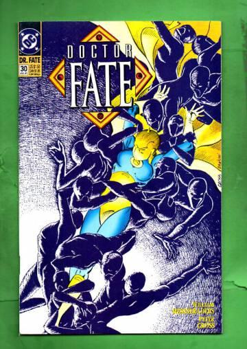 Doctor Fate #30 Jul 91