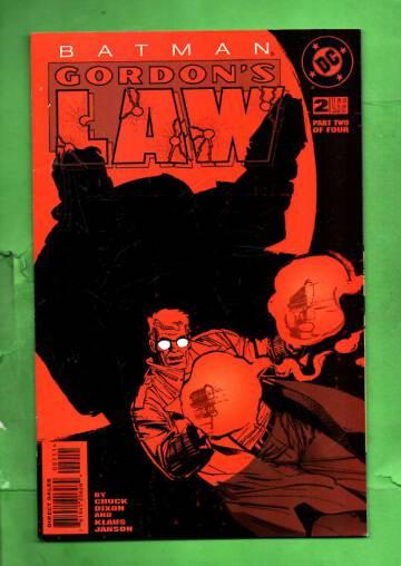 Batman: Gordon´s Law #2 Jan 97