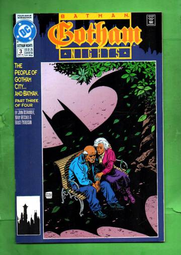 Batman: Gotham Nights #3 May 92