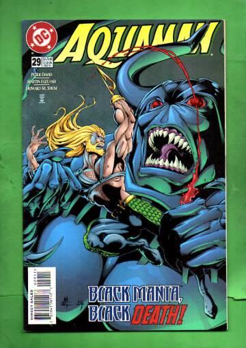 Aquaman #29 Feb 97