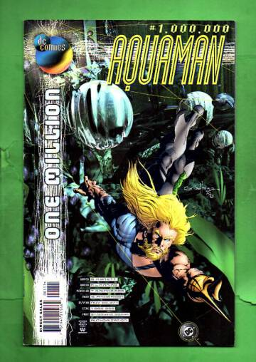 Aquaman One Million Nov 98