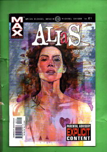 Alias Vol. 1 #21 Jun 03