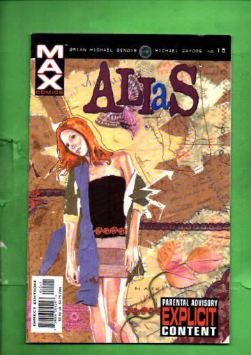 Alias Vol. 1 #15 Dec 02