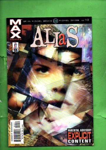 Alias Vol. 1 #10 Aug 02