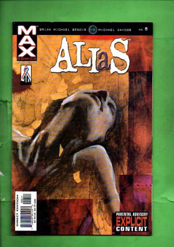 Alias Vol. 1 #6 Apr 02