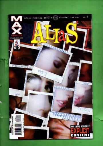 Alias Vol. 1 #4 Feb 02