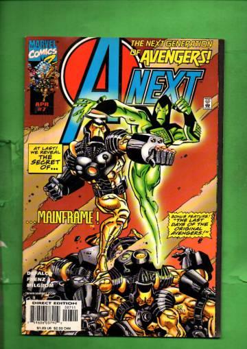 A-Next Vol. 1 #7 Apr 99