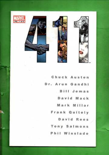 411 Vol. 1 #1 Jun 03
