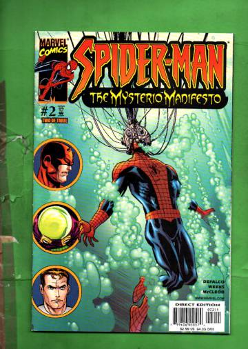 Spider-Man and Mysterio Vol. 1 #2 Feb 01