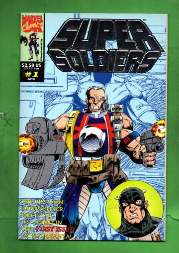 Supersoldiers Vol. 1 #1 Apr 93