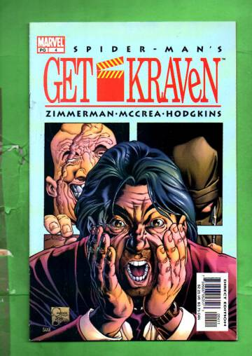 Spider-Man: Get Kraven Vol 1 #4 Nov 02