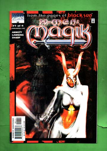 Magik Vol 1 #1 Dec 00