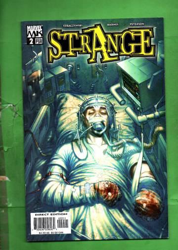 Strange #2 Dec 04