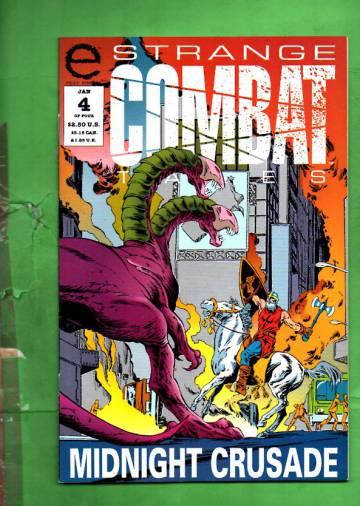 Strange Combat Tales #4 Jan 94
