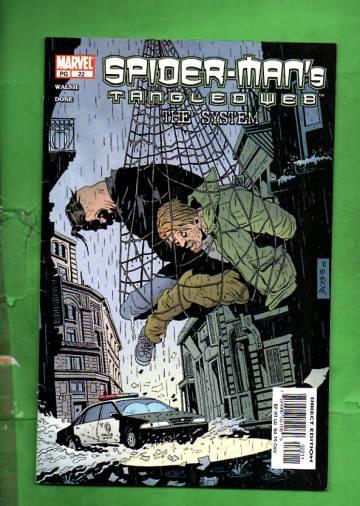 Spider-Man's Tangled Web Vol. 1 #22 Mar 03