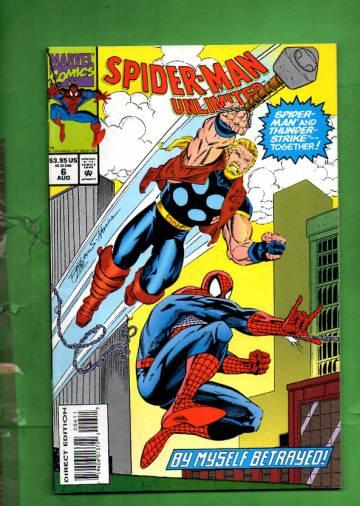 Spider-Man Unlimited Vol. 1 #6 Aug 94